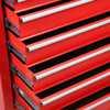 Carrinho Vermelho para Ferramentas com 7 Gavetas  - Imagem 3