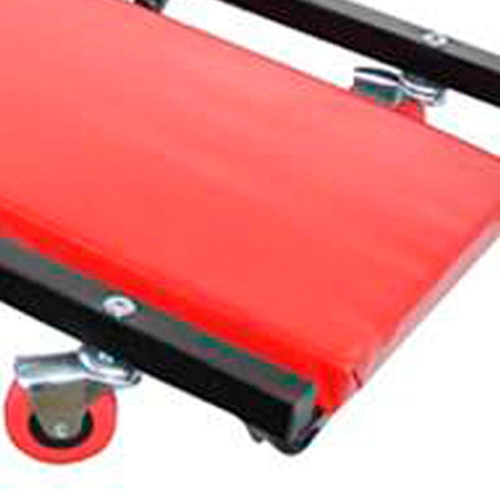 Esteira para Mecânico Estofada 90cm com Encosto para Cabeça - Imagem zoom