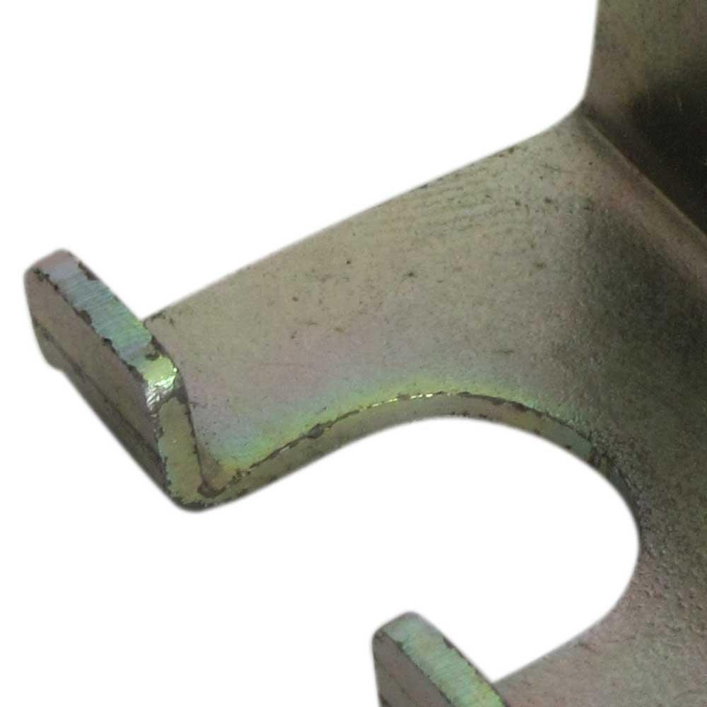 Suporte Universal em U 13mm para Painel de Ferramentas - Imagem zoom