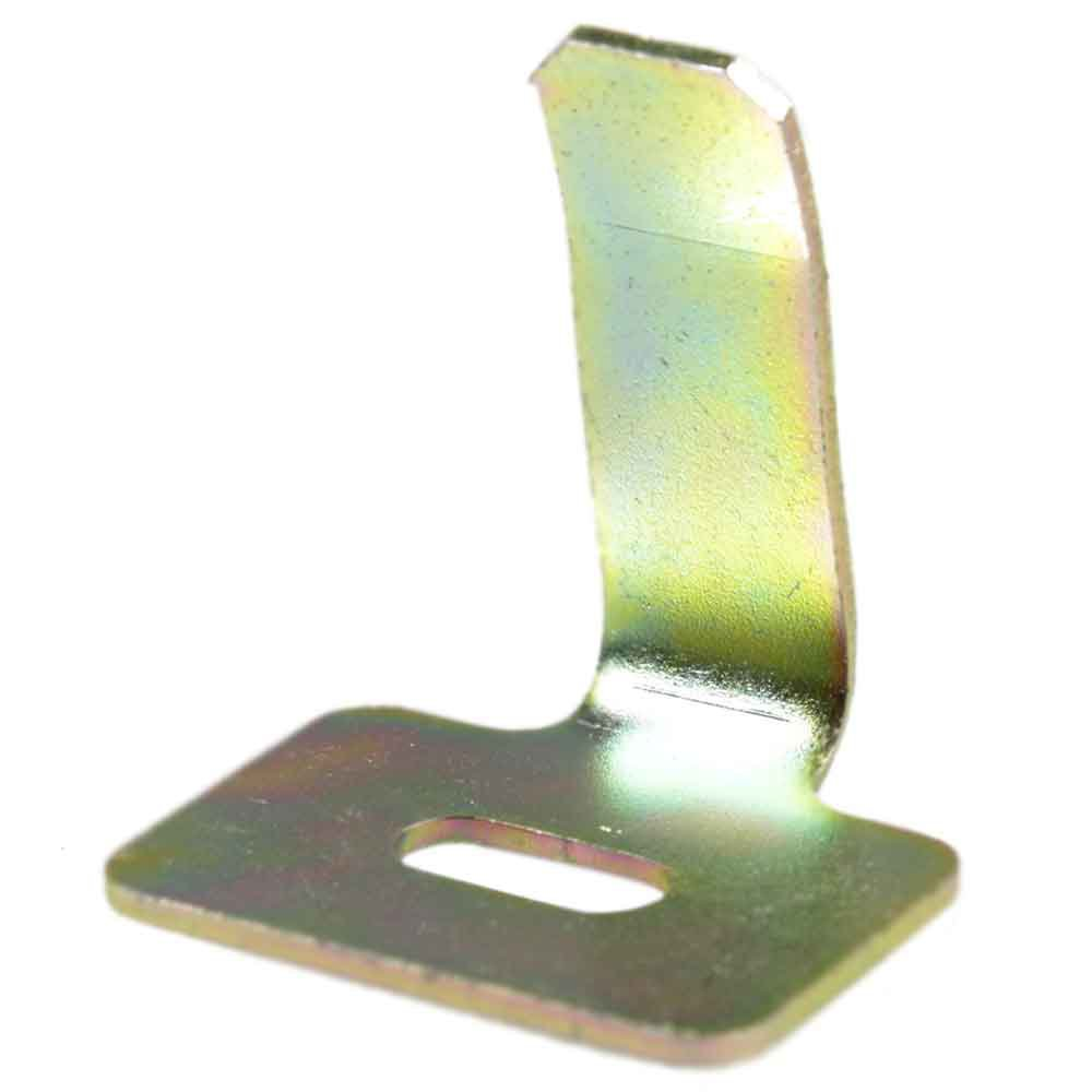 Gancho de Apoio Curto-Horizontal de 30mm para Painel de Ferramenta - Imagem zoom