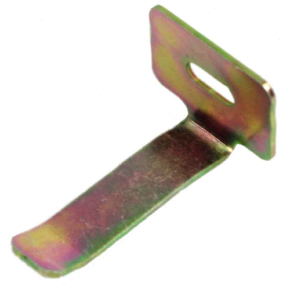 Gancho de Apoio Médio-Horizontal de 55mm para Painel de Ferramenta - Imagem zoom