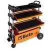 Carro de Ferramentas Tipo Trolley Rebatível para Trabalhos ao Ar Livre C27S - Imagem 1
