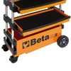 Carro de Ferramentas Tipo Trolley Rebatível para Trabalhos ao Ar Livre C27S - Imagem 3