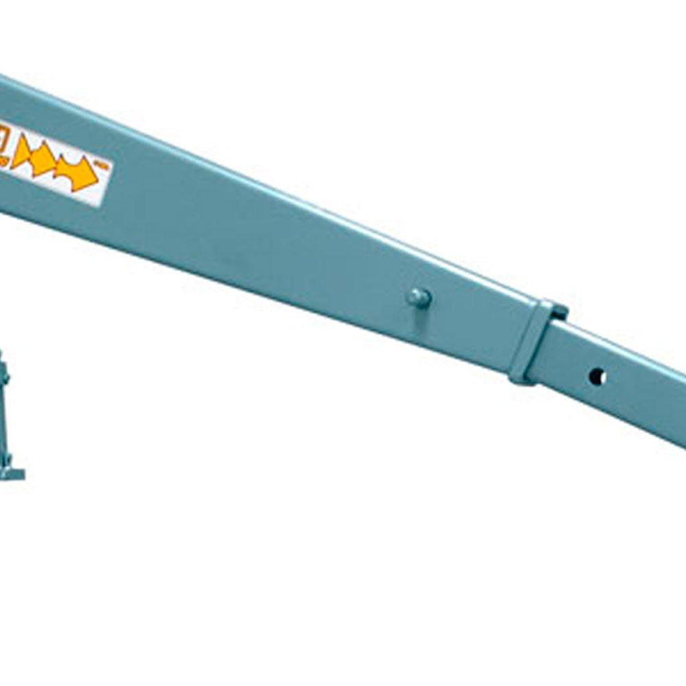 Guincho Hidráulico 2 Toneladas com Prolongador e Rodas em PU - Imagem zoom