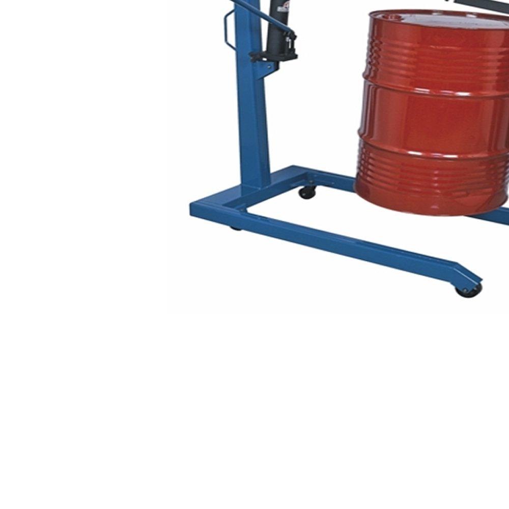 Guincho Transportador de Tambor 300Kg com Roda de Ferro - Imagem zoom