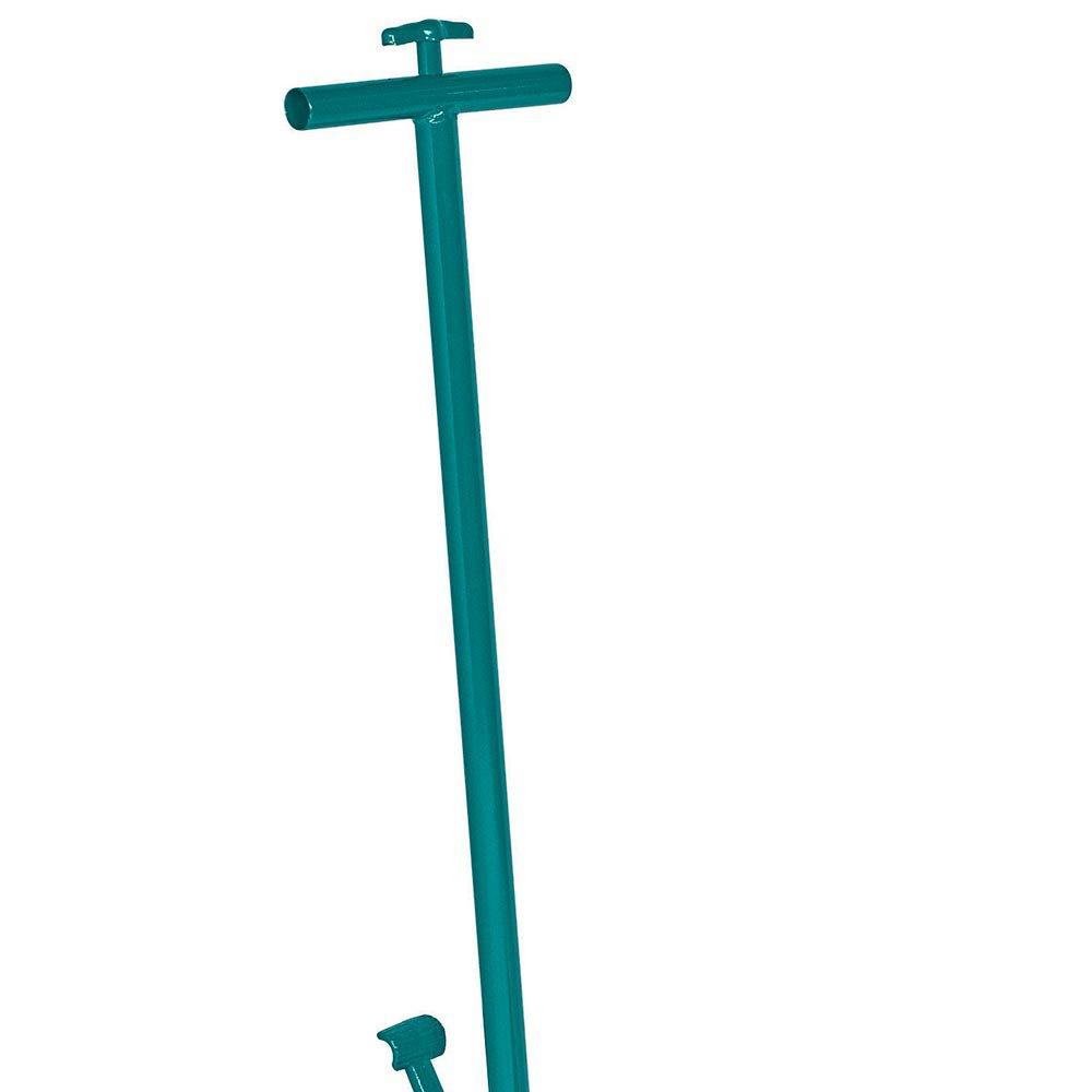 Macaco Tipo Jacaré 2T Longo com Roda de Ferro - Imagem zoom