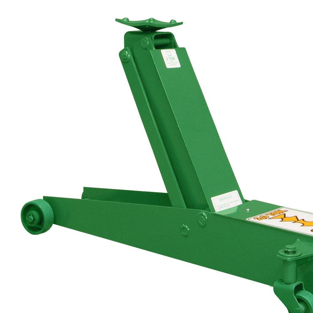 Kit Macaco Tipo Jacaré  RIBEIRO-RM0002 2T Longo Roda de Ferro + 2 Cavaletes FORTG103 2 Toneladas - Imagem zoom
