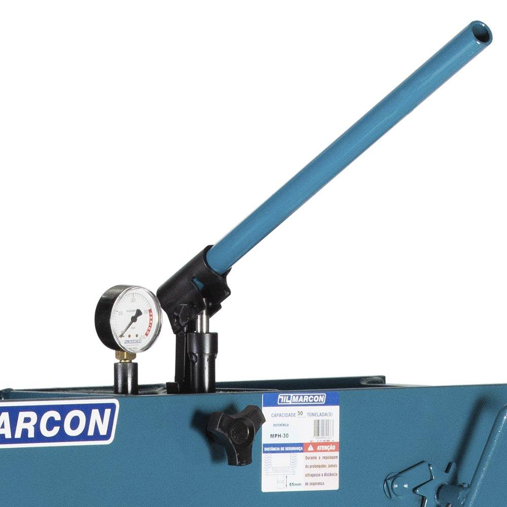 Prensa Hidráulica para 30 toneladas - Imagem zoom