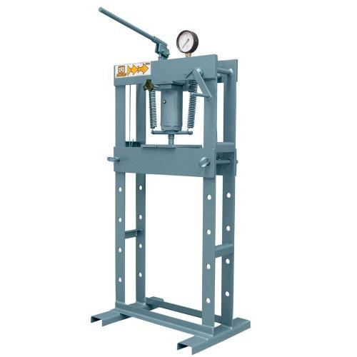 prensa hidráulica para 15 toneladas