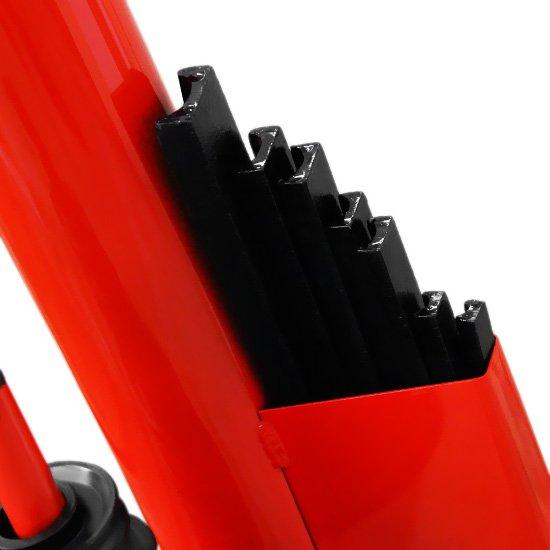 Dobrador de Tubo Manual para Tubos de 3/8 até 1.1/4 Pol - Imagem zoom