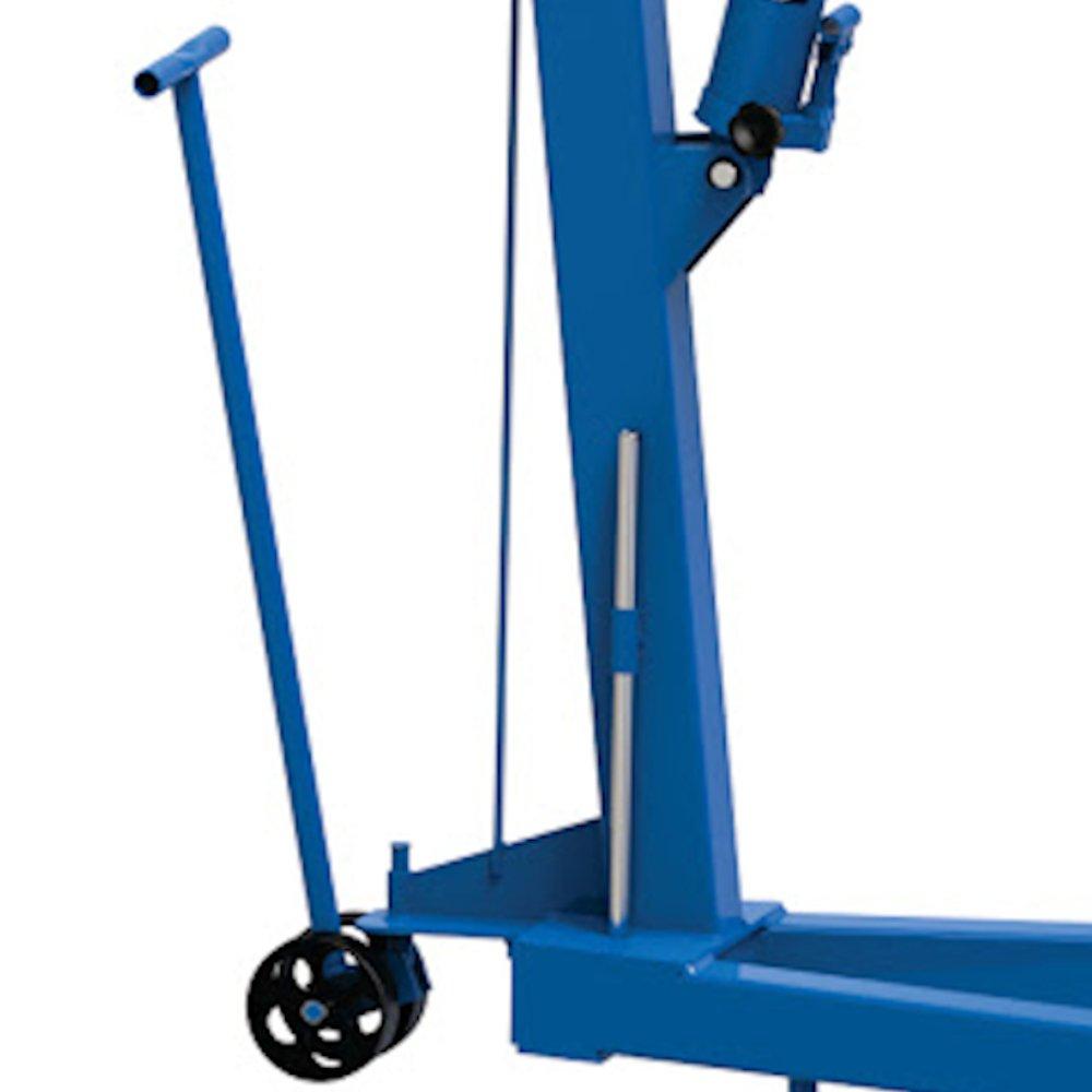 Guincho Hidráulico com Prolongador e Capacidade para 1 Tonelada - Imagem zoom