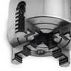 Placa / Mandril 100mm 4 Castanhas para Torno Mecânico - Imagem 3