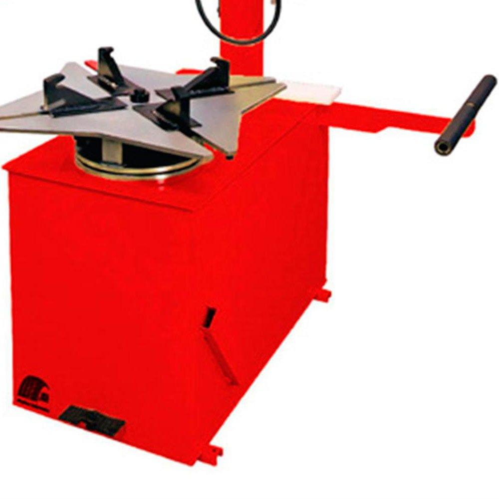 Montadora Elétrica de Pneus Aro 13 a 22 Pol. Trifásico 380V Vermelho - MDE-500 - Imagem zoom