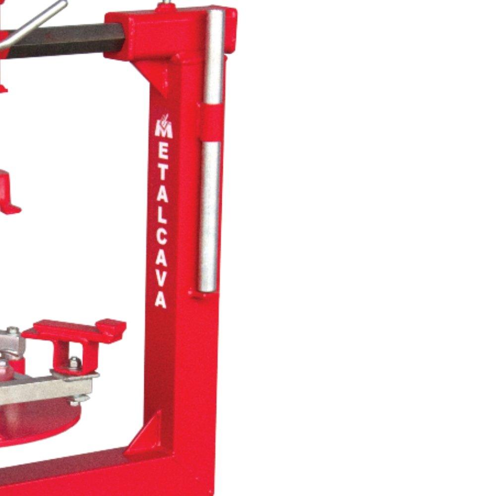 Montadora e Desmontadora DPM de Pneus Manual para Aro 8 ao 21 Pol.  - Imagem zoom