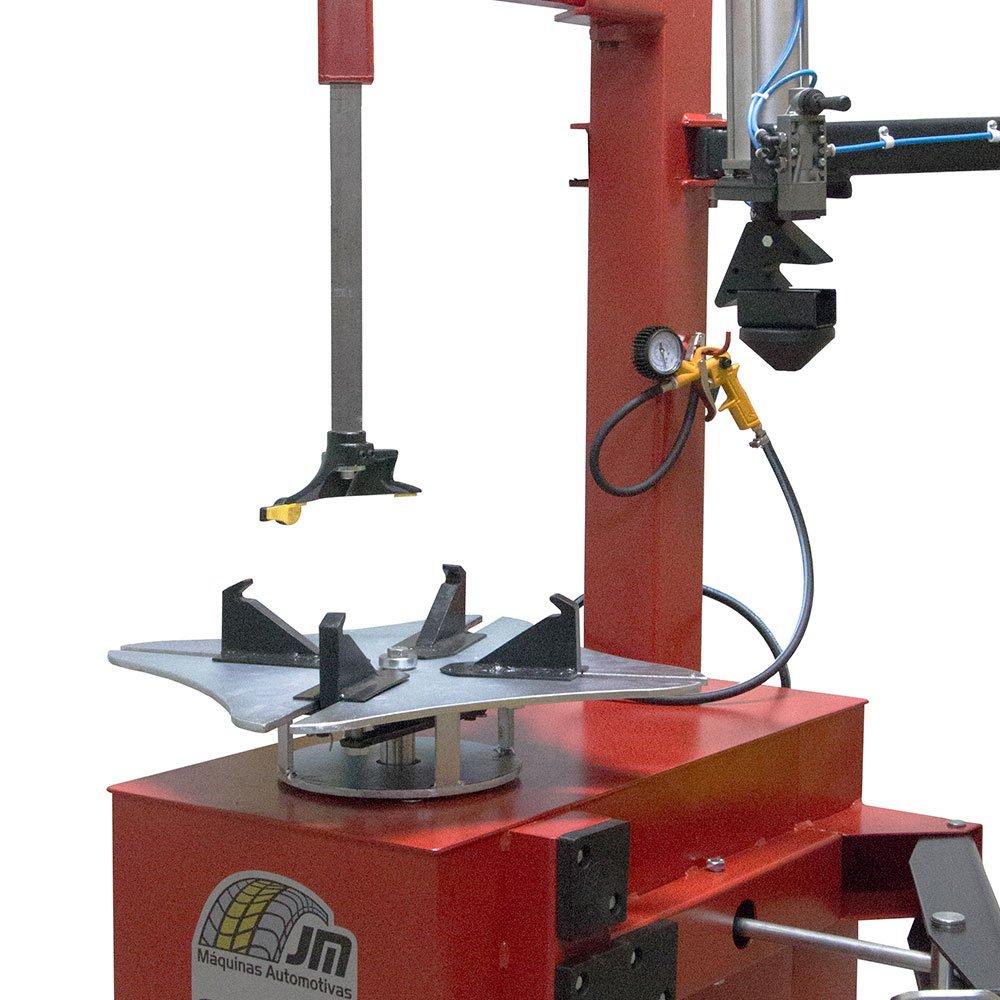 Montadora Elétrica Vermelha 13 a 22 Pol. Trifásica 380V - Imagem zoom