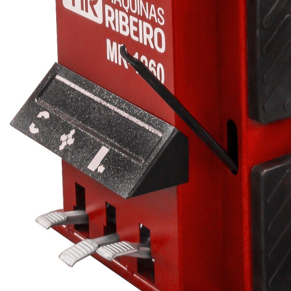 Desmontadora Lateral 220V Monofásica Vermelha - Imagem zoom