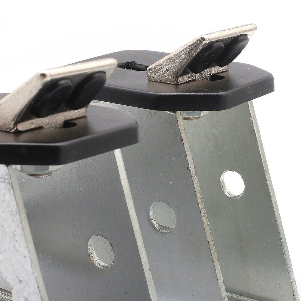 Adaptador de Rodas de Motos para Desmontadora Lateral FORTG PRO - Imagem zoom