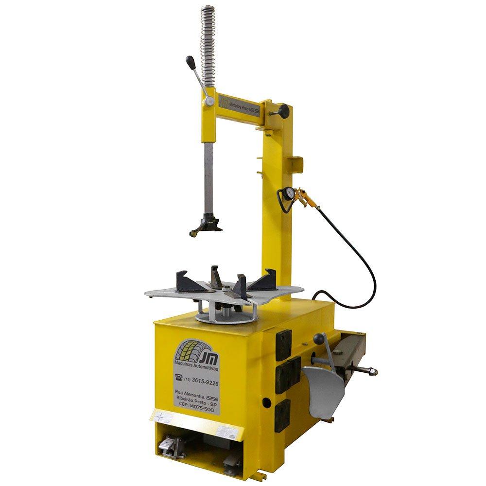 Montadora Elétrica Amarela 13 ao 22 Pol. Trifásica 220V MDE-55S - Imagem zoom