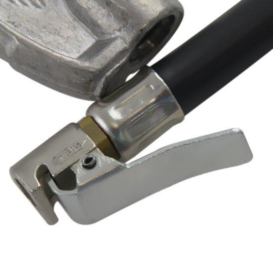 Calibrador Manual de Pneus com Manômetro Digital - Imagem zoom