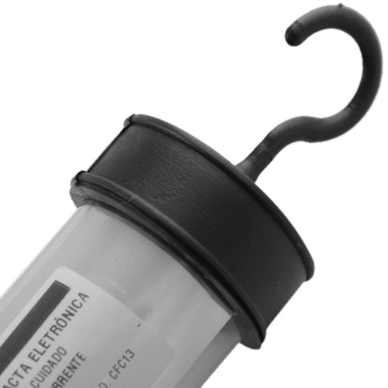 Pendente de Luz tipo Bastão sem Lâmpada 110 / 220V - Imagem zoom