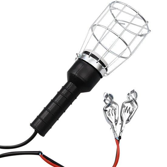 Pendente de Luz Tipo Gaiola para Bateria 12V sem Lâmpada - Imagem zoom