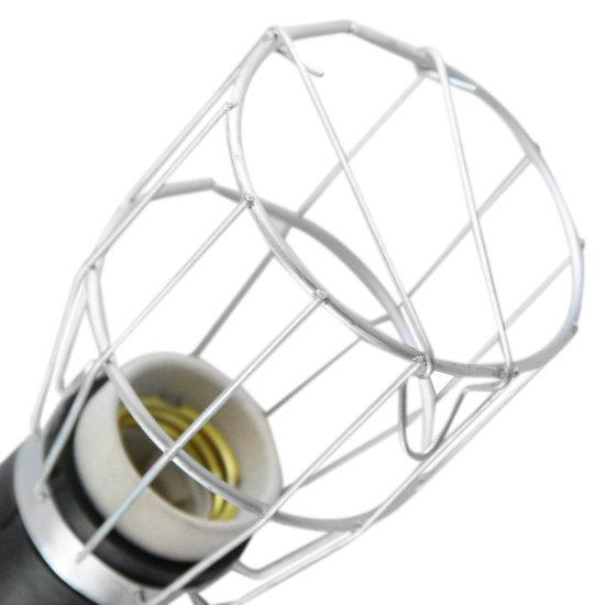 Pendente de Luz tipo Gaiola para 110/220V sem Lâmpada - Imagem zoom