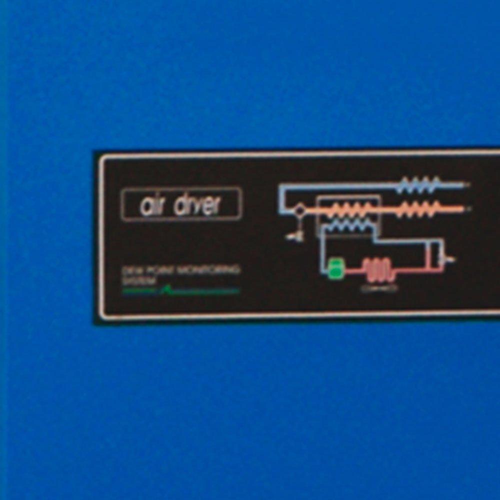 Conjunto de Tratamento de Ar para Cabine de Pintura 80PCM - Imagem zoom