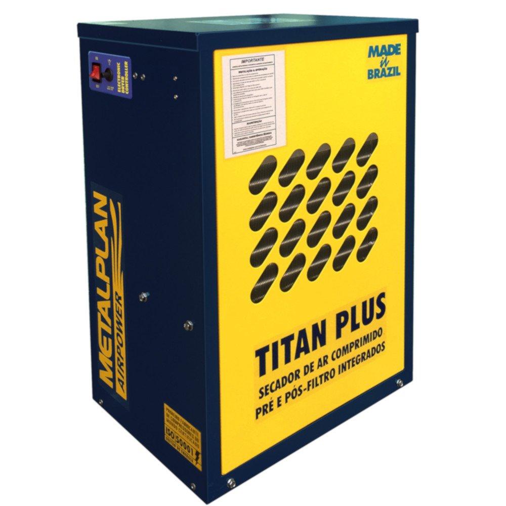 Secador por Refrigeração com Pré e Pós-Filtros Integrados 40PCM  - Imagem zoom