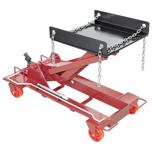 macaco hidráulico para caixas de transmissão de utilitários e caminhões pesados 800kg