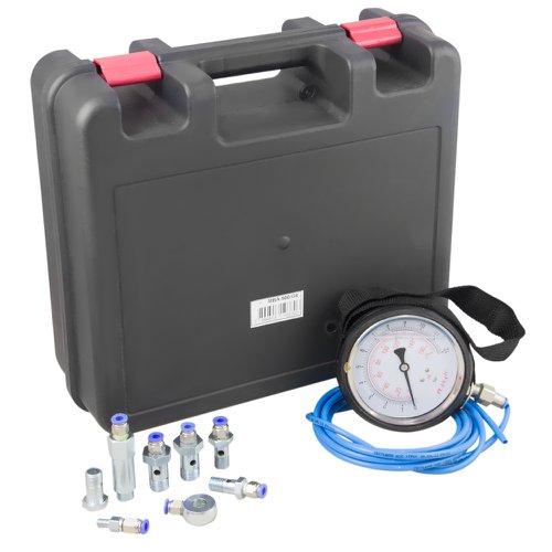 medidor de pressão da bomba auxiliar dos motores diesel