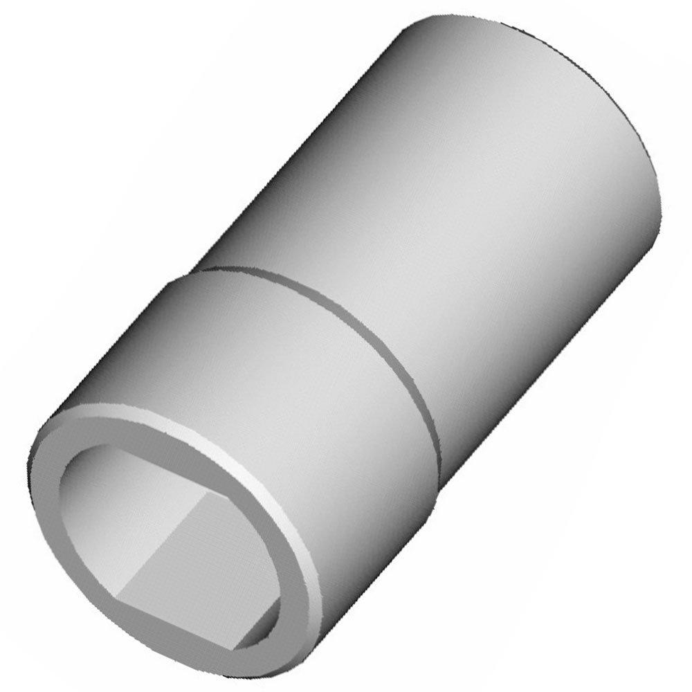 Chave 22mm para Porta Injetor de Motores Mercedes-Benz OM-352, OM-355, OM-364 e OM-366 - Imagem zoom