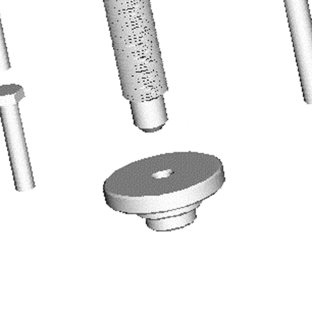 Extrator para o Anti Vibrador de Motores Mercedes-Benz OM-314, Om-352 e OM-355 - Imagem zoom