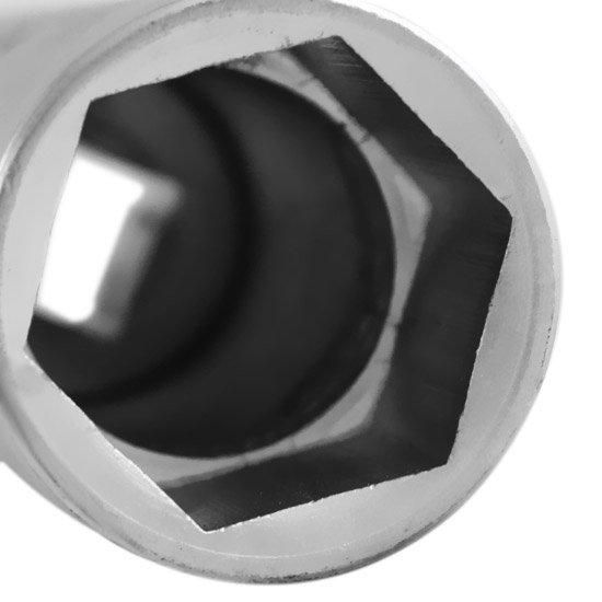 Chave Especial de 28 mm x 1/2 Pol. para a Porca do Porta Injetor - Imagem zoom