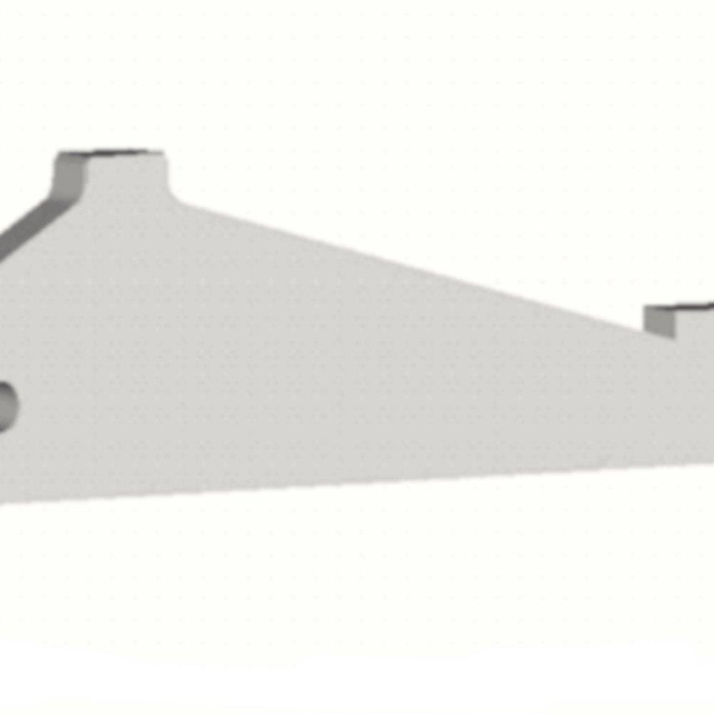 Calibre para Ajustar a Profundidade Básica do Pinhão do Diferencial Scania RB 652 e RB 653 - Imagem zoom