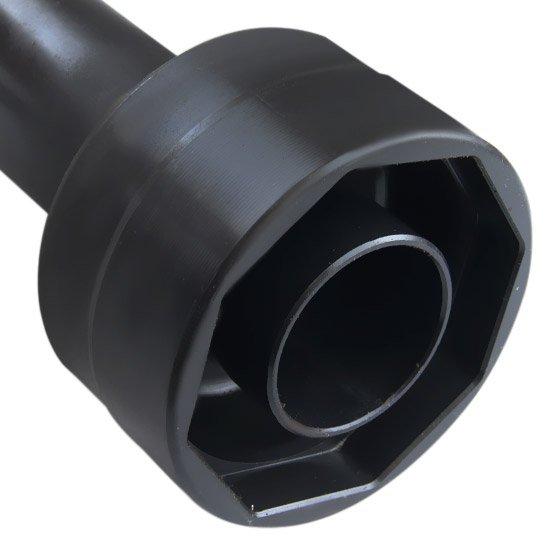 Chave Oitavada 100 mm 1 Pol P/ a Porca do Cubo Traseiro de Caminhões Scania - Imagem zoom