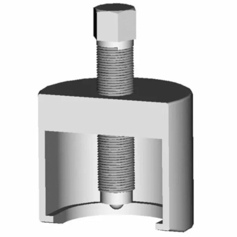 Ferramenta Extratora do Braço Pitman da Caixa de Direção de Caminhões Scania 110, 111 e 111-S - Imagem zoom