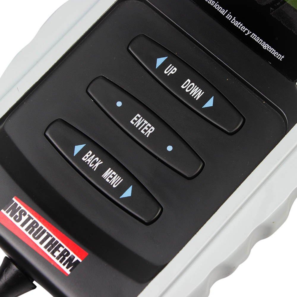 Analisador de Diagnóstico de Bateria e Sistemas Elétricos - Imagem zoom