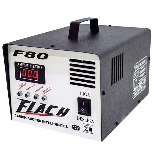 carregador inteligente de bateria 12 v 80 a