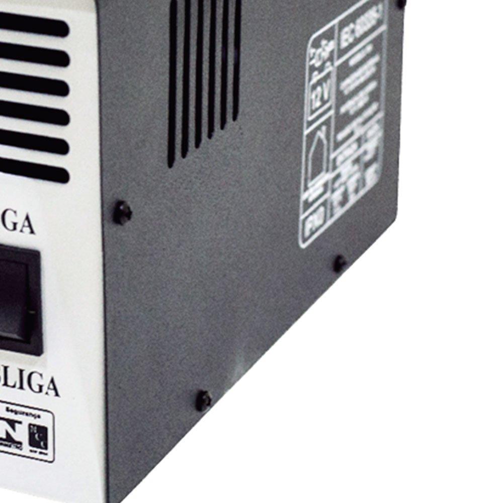 Carregador Inteligente de Bateria 12 V 80 A - Imagem zoom