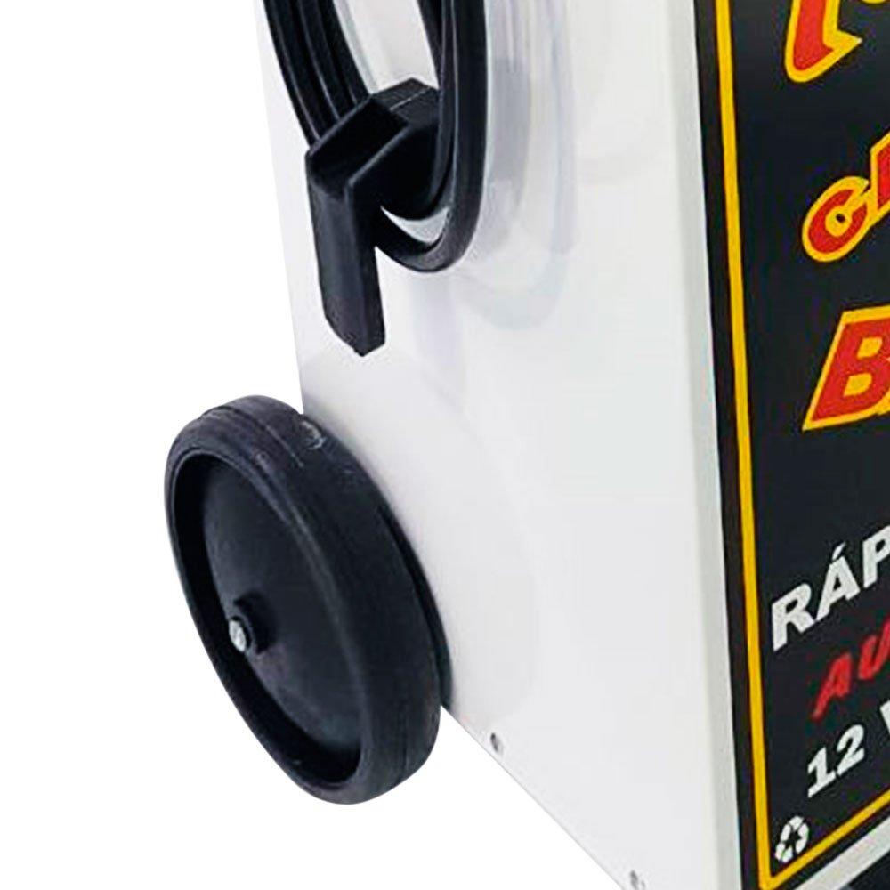 Carregador de Baterias 12V 50A  Bivolt - Imagem zoom