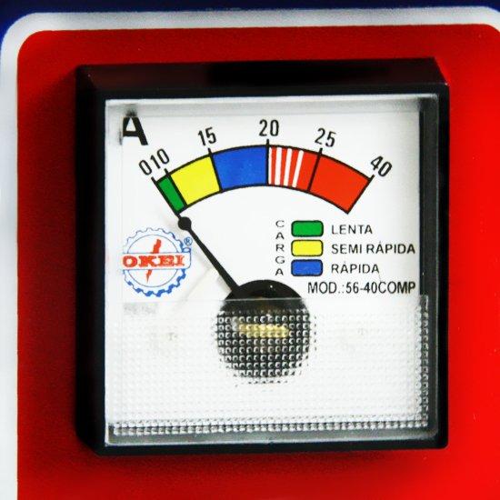 Carregador de Bateria 40A Compact - Imagem zoom