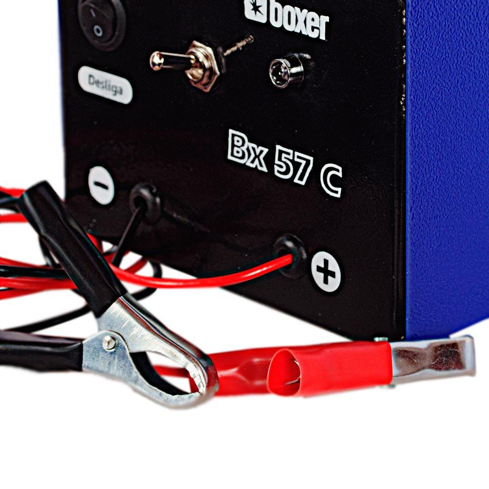 Carregador de Bateria 12V 5A Bivolt Monofásico  - Imagem zoom