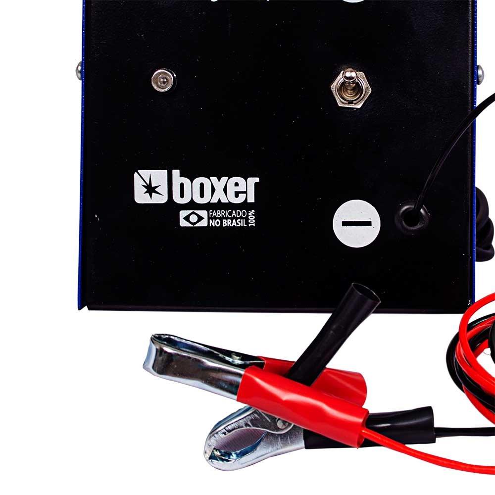 Carregador de Bateria 10A Bivolt  - Imagem zoom