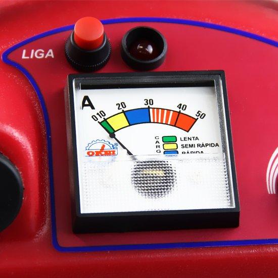 Carregador de bateria TUNING CHARGER 50A - Imagem zoom