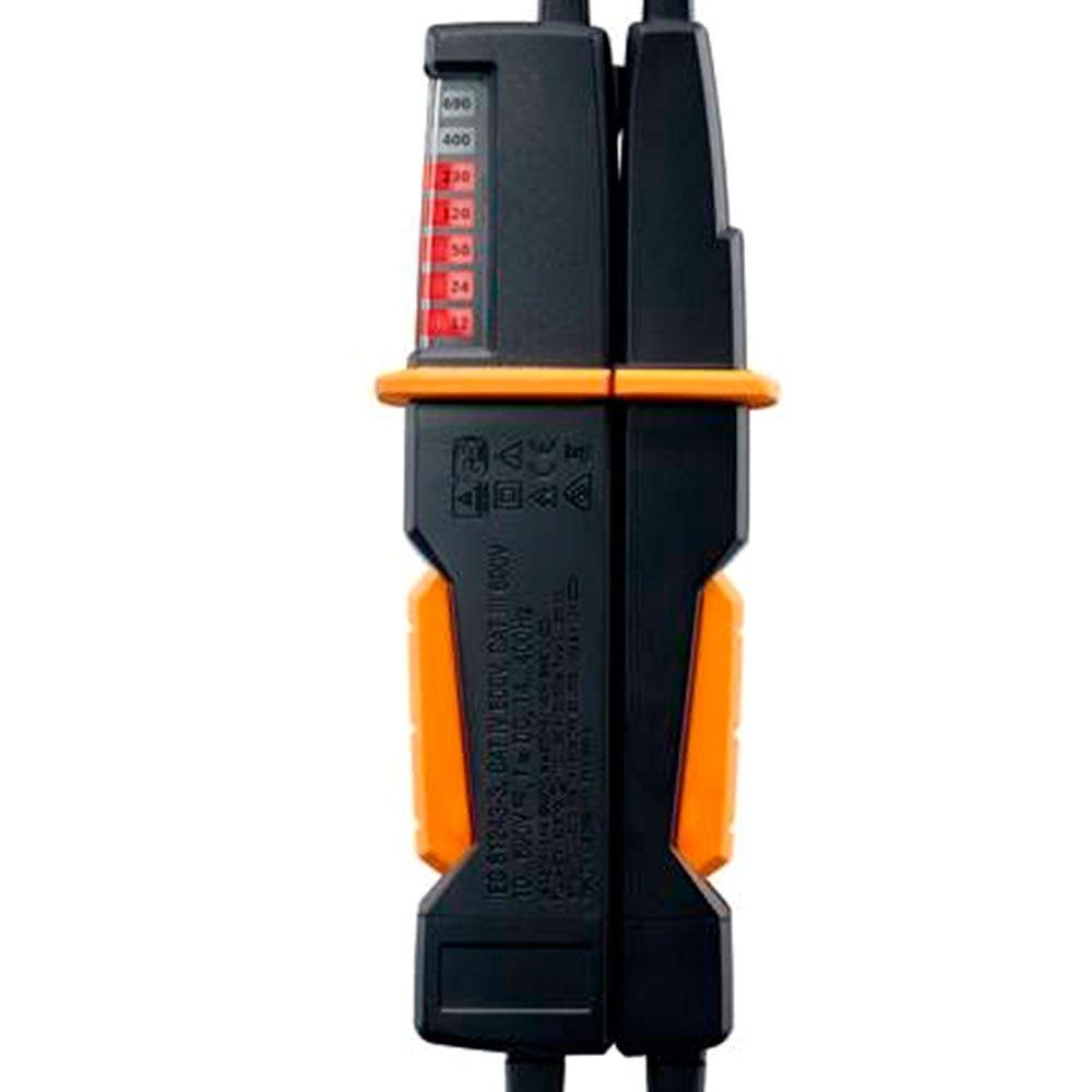 Voltímetro 750-1 12 a 690 V com Lanterna - Imagem zoom