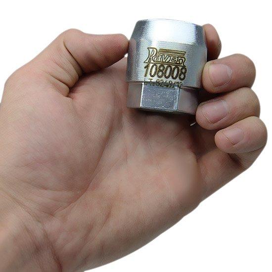 Soquete Sextavado 24 mm para Alternadores Bosch - Imagem zoom
