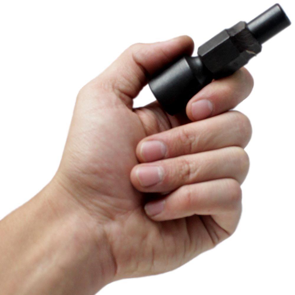 Chave Soquete Longo com Sextavado Externo de 17mm para Polias de Alternadores - Imagem zoom