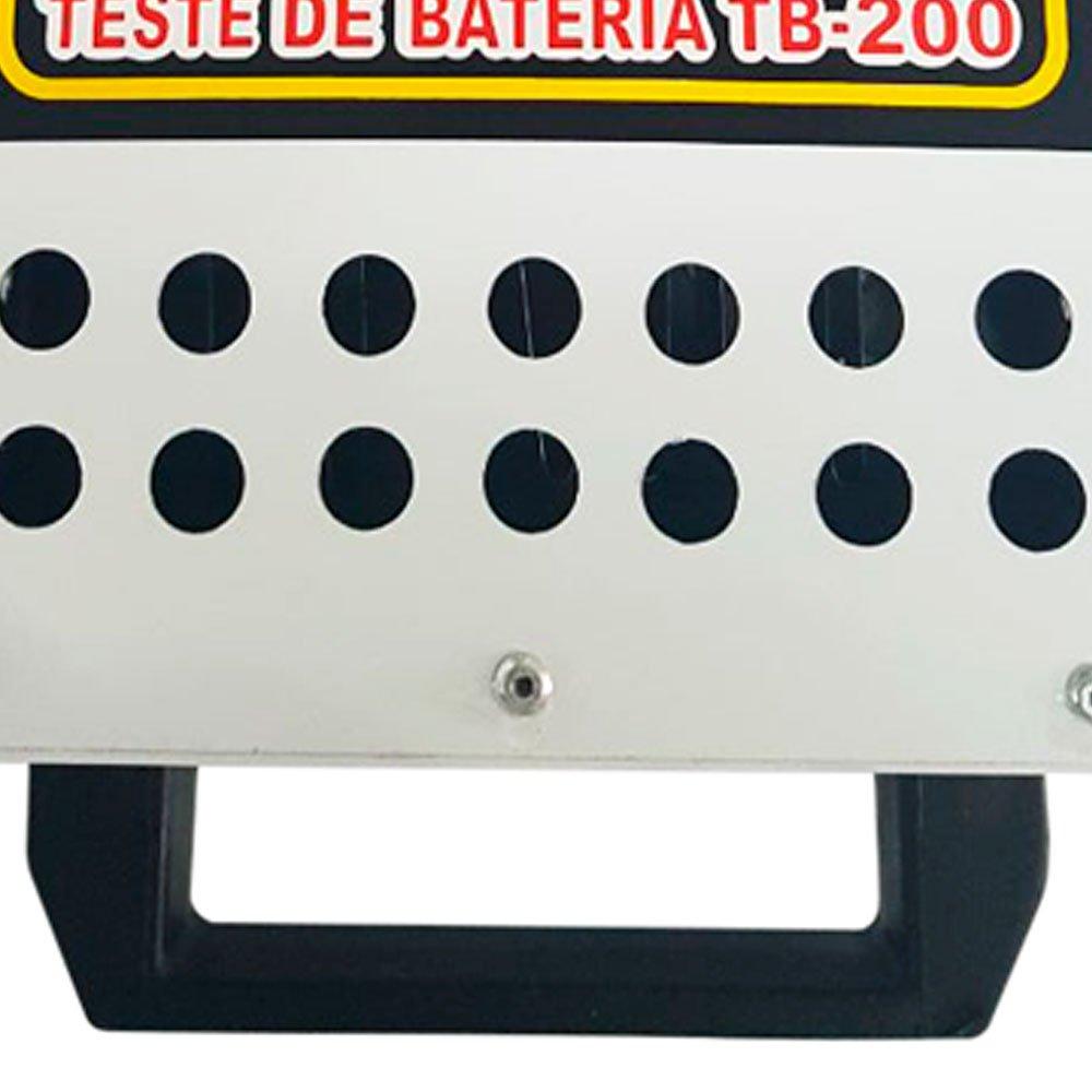 Teste de Baterias Analógico 100A 16V - Imagem zoom