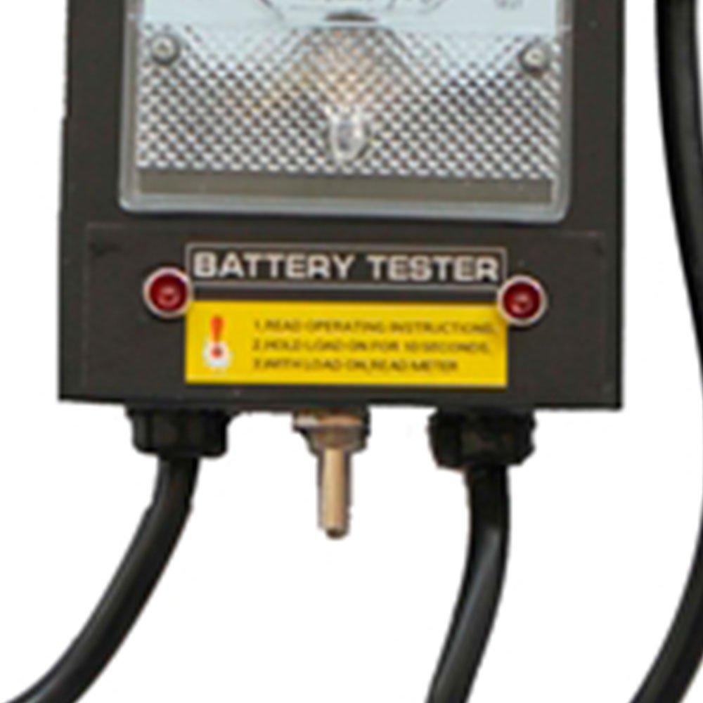 Teste de Bateria Analógico 125A 16V - Imagem zoom