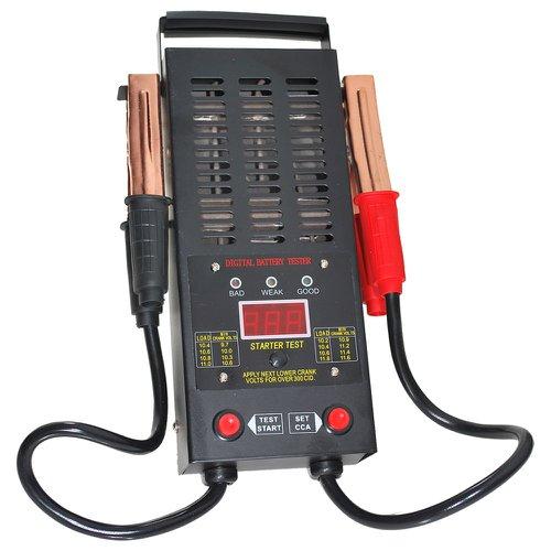 teste de bateria digital 125a 12v